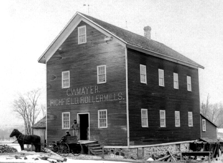 Mayer Mill  in 1912