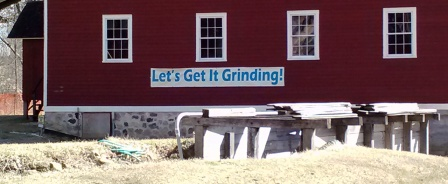 Let's Get the Messer/Mayer Mill Grinding